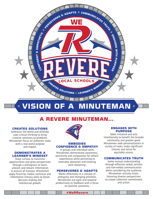 Vision of a Minuteman