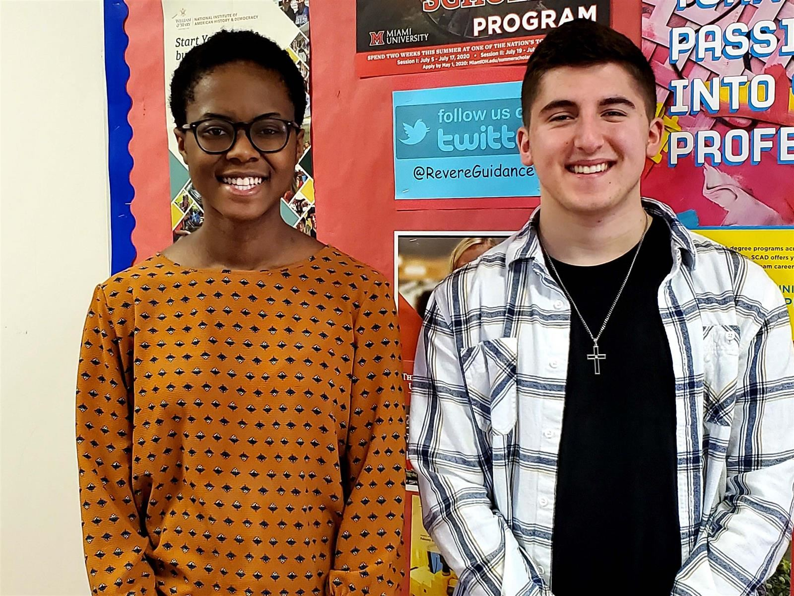 RHS Students Selected for STEM experience in Costa Rica