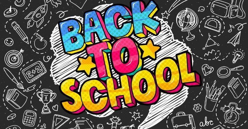 Back-to-School Important Dates for 2019-20